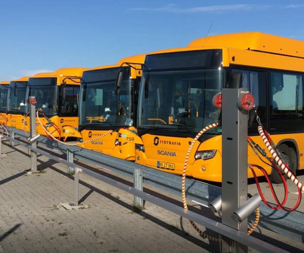 Busser tanker sønderborg