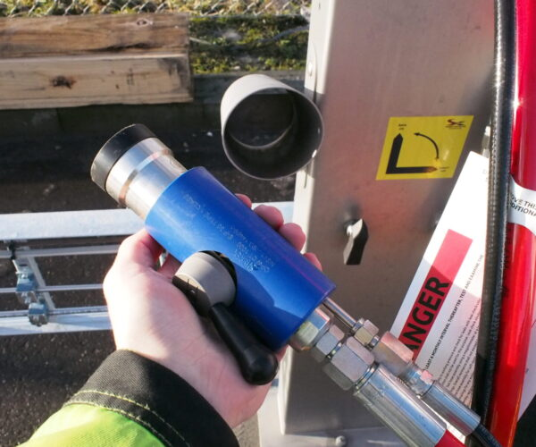 OPW CT1000 CNG Nozzle